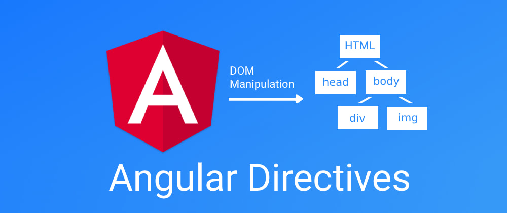 Cover image for Angular directives - the most-used units in Angular