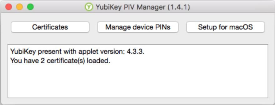 Yubikey for Mac Unlock - 2