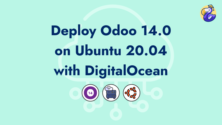 Install and Deploy Odoo 14 from source on DigitalOcean