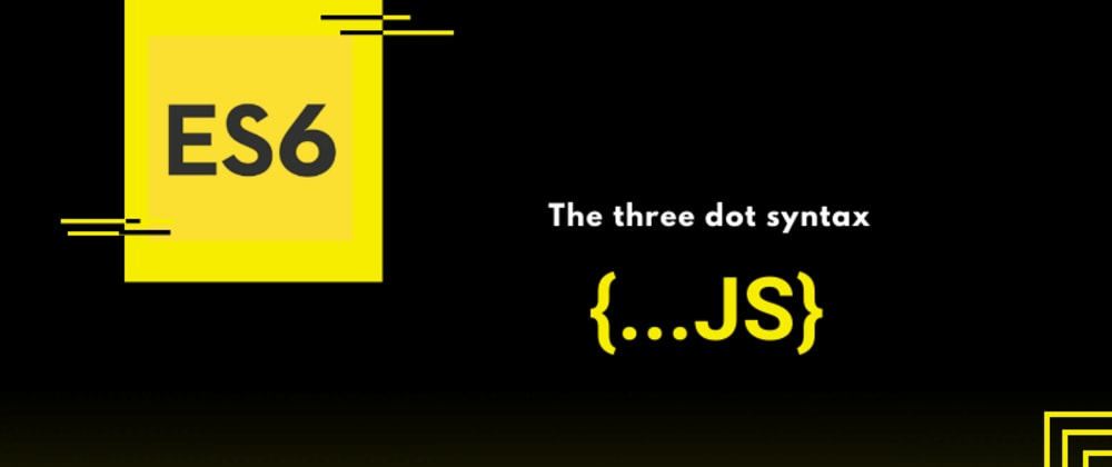 Cover image for Understanding the                     'three dot' operator better.