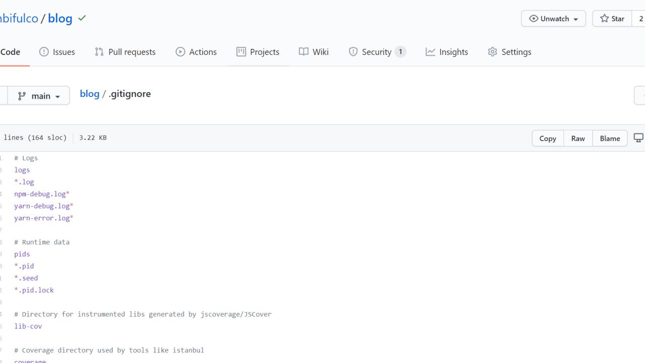 gitignore.io is great   DEV Community