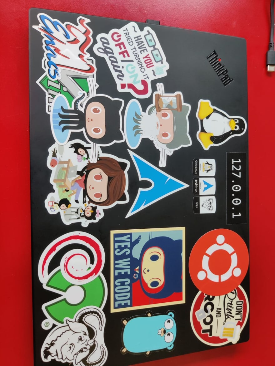 too much octocat :))