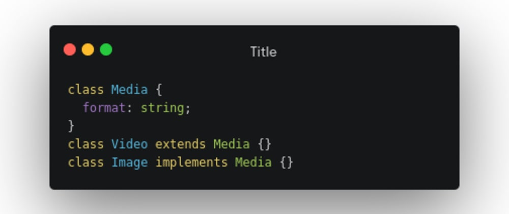 Cover image for Difference between 'extends' and 'implements' in TypeScript