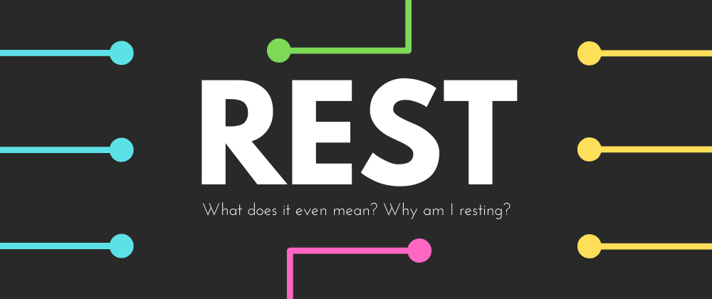 Cover image for A simple introduction to REST and how to get started