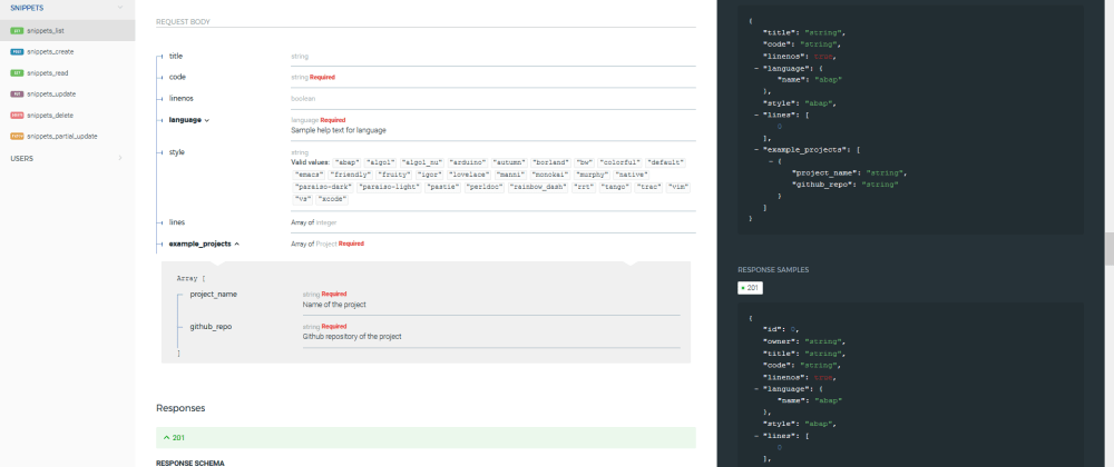 Cover image for YASG: The Redoc Swagger UI for Django/DRF
