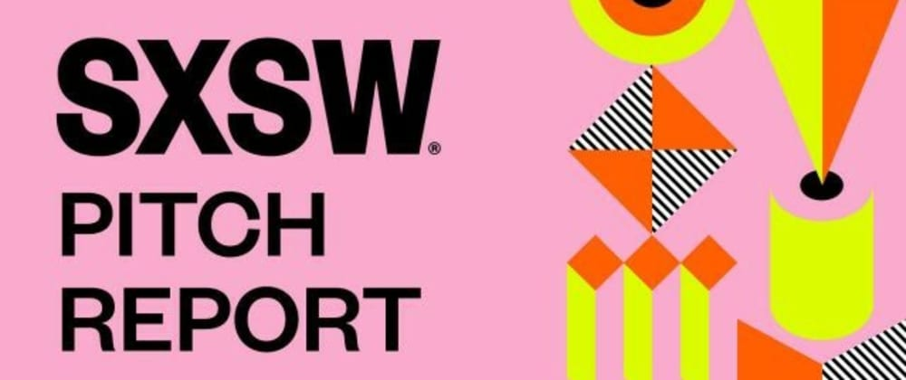 Cover image for echoAR featured in the 2021 SXSW Pitch Report