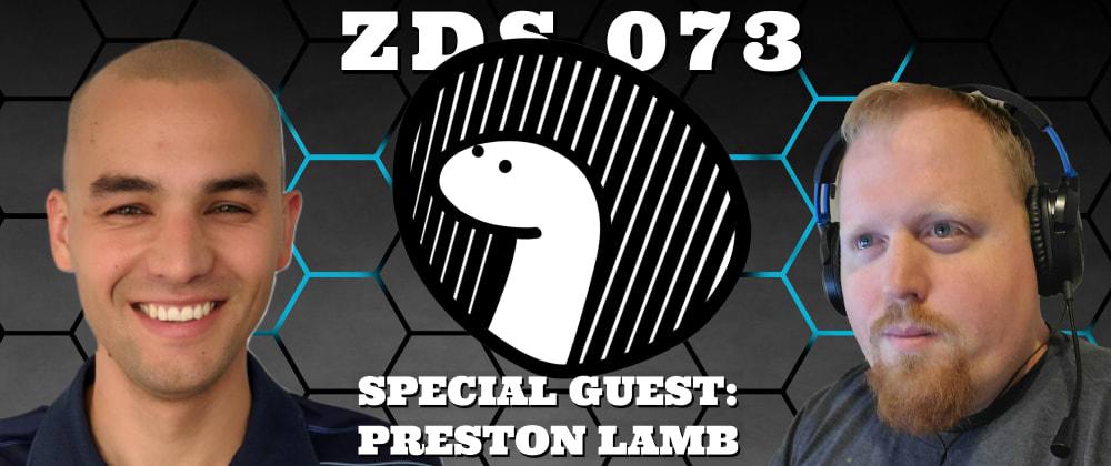 Cover image for Preston Lamb | ZDS 073