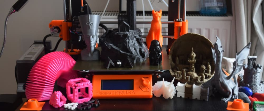 Cover image for An Introduction to 3D Printing