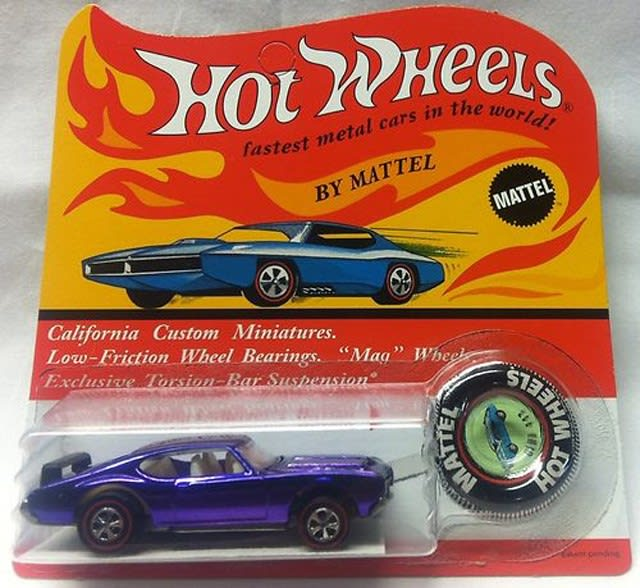 one of the most expensive hot wheels
