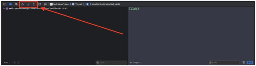 app debugging