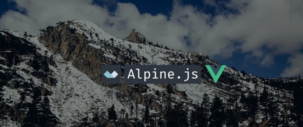 Cover image for Developing AlpineJs Apps Similar to Vue's Composition API
