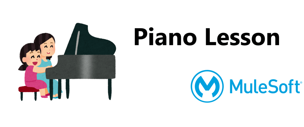 Cover image for Piano Lesson -  MuleSoft Self-contained WebSocket Application