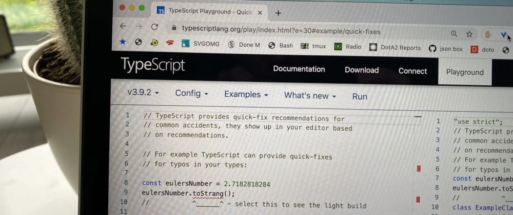 Cover image for TypeScript Short links
