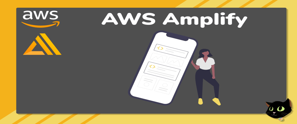 Cover image for AWS Amplify