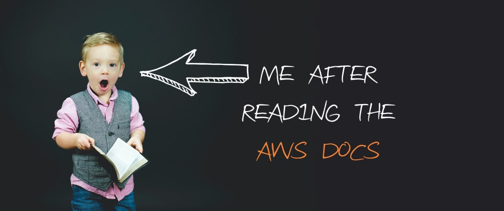 Cover image for 3 Big Things I Wish Someone had Told Me When I Started Using AWS