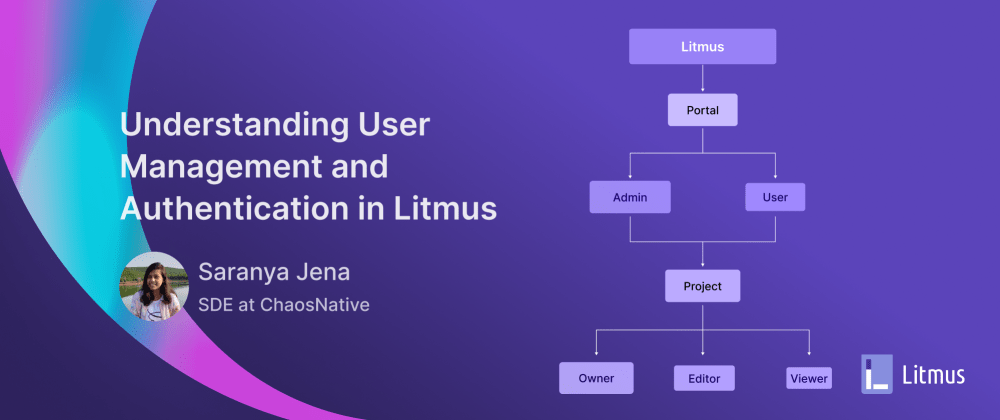 Cover image for Understanding User Management and Authentication in LitmusChaos