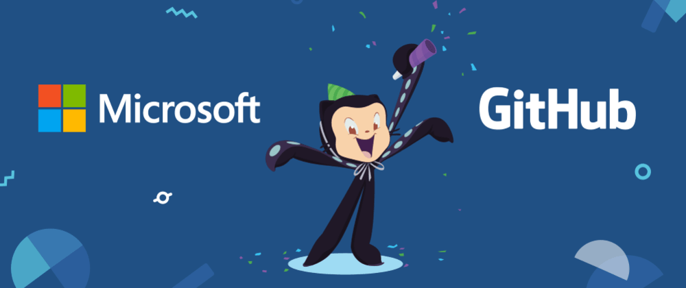 Cover image for What I think is bad about Microsoft acquiring GitHub