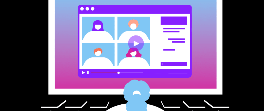 Cover image for Broadcast Video Chat with Javascript and Vonage