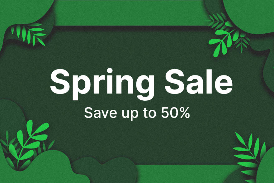 Unity Spring Sale!