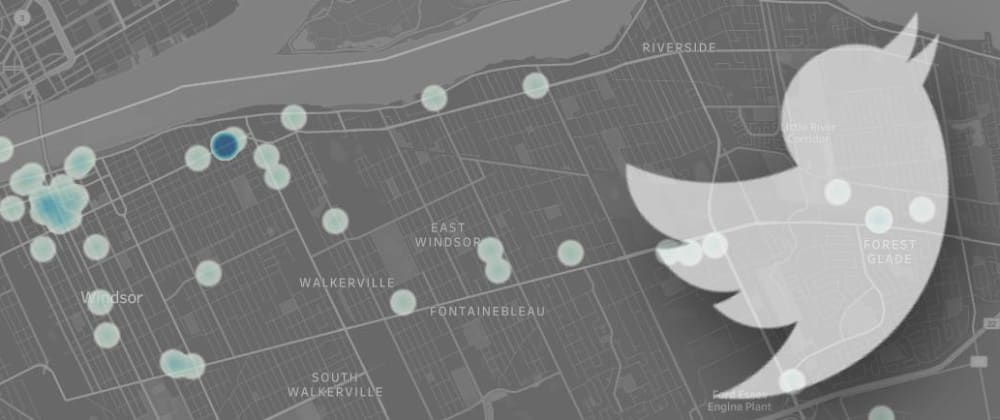 Cover image for Using Python & Alteryx to Find Social Network Influencers in Your Neighborhood (Part I)