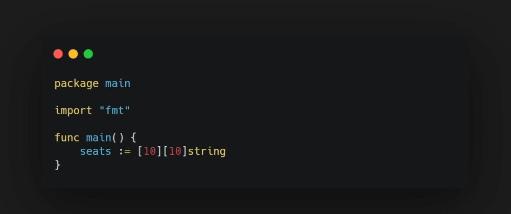 Cover image for Golang basic: how to use array and implement it