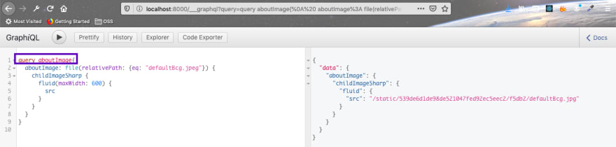 query aboutImage