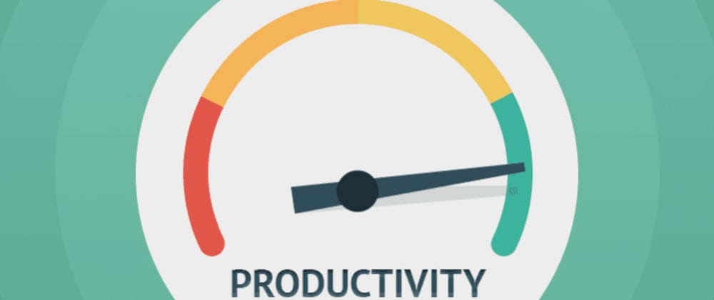 Cover image for Wanna Boost Your Productivity ? But Don't Know How ?