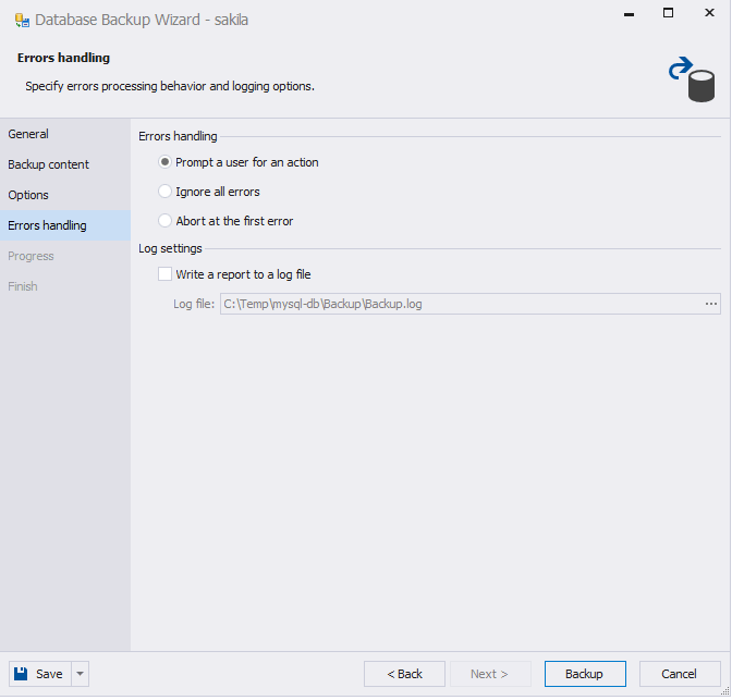 Backing Up a Database in Amazon RDS_05