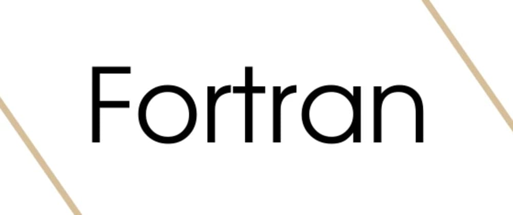 Cover image for February of Fortran