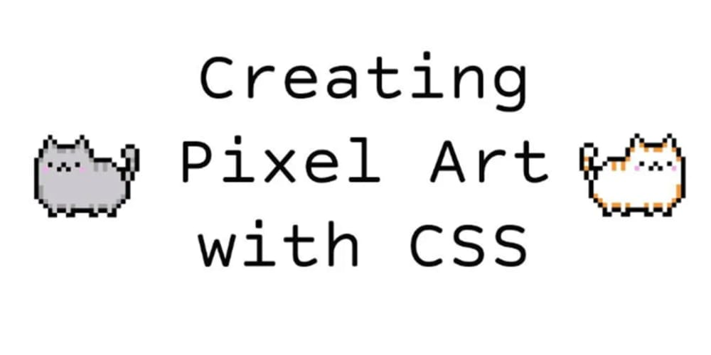 Creating Pixel Art with CSS - DEV Community 👩 💻👨 💻