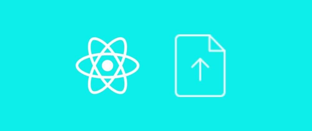 Cover image for Responsive React File Upload Component With Drag And Drop