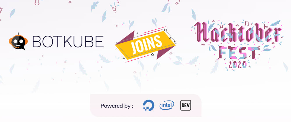 Cover image for Contribute to BotKube during Hacktoberfest