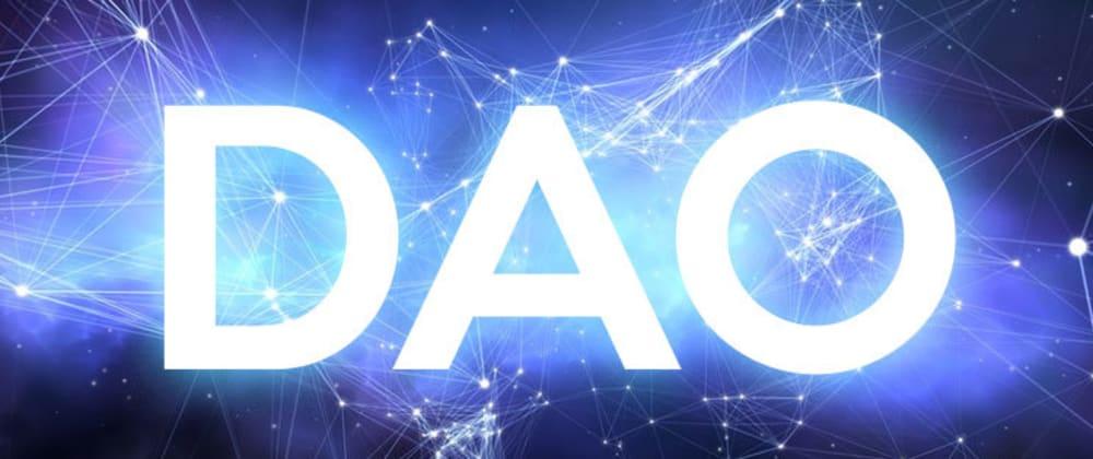 Cover image for What's a Decentralized autonomous organisation(DAO)?