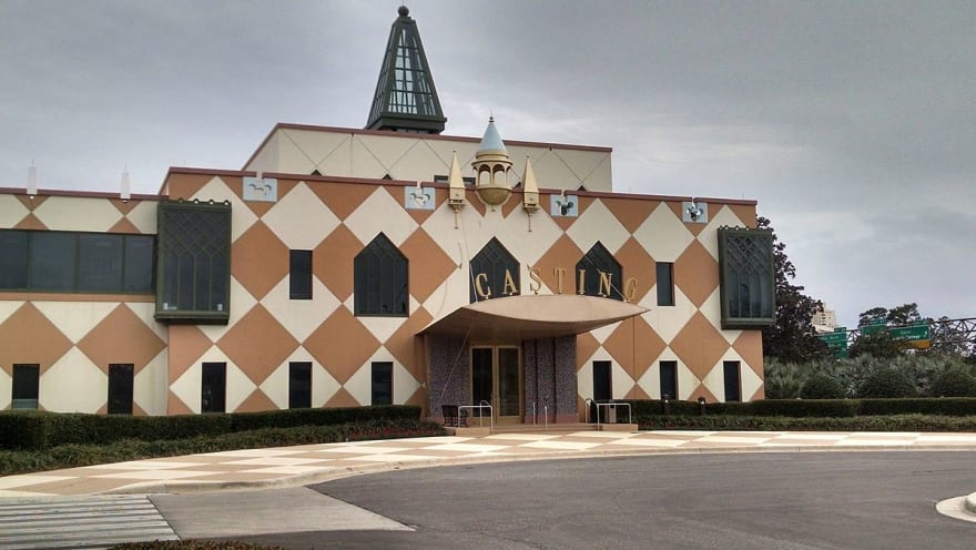 Walt Disney World Casting Center, photo by Wikipedia