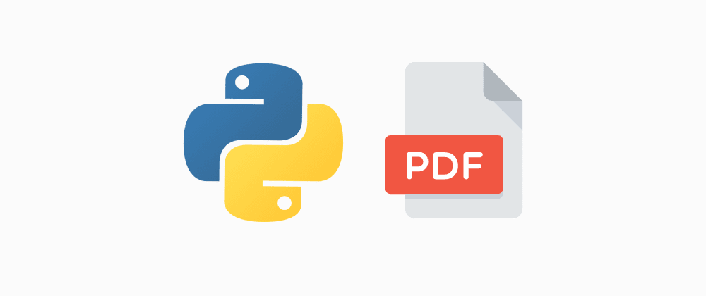 Cover image for Add watermark to your PDF file with Python