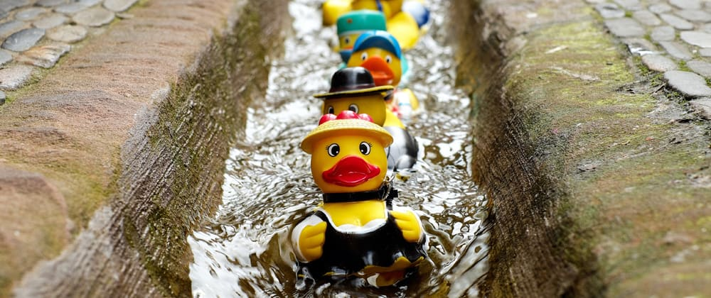 Cover image for Rubber duck debugging doesn't need to involve a duck!