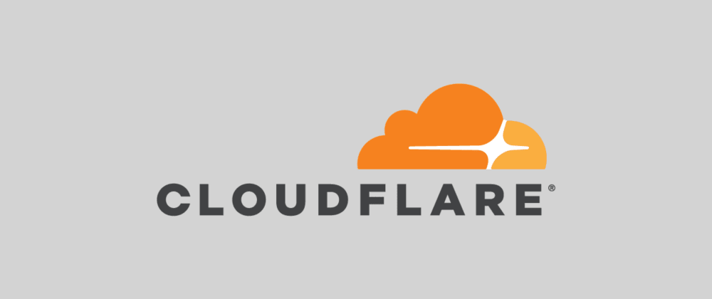 Cover image for Cloudflare as a Dynamic DNS🌩