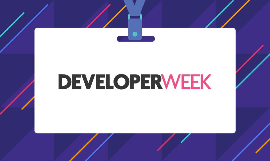 DeveloperWeek badge