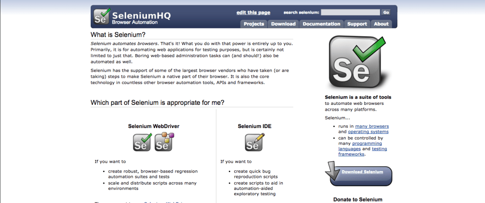 Cover image for What is Selenium Webdriver?