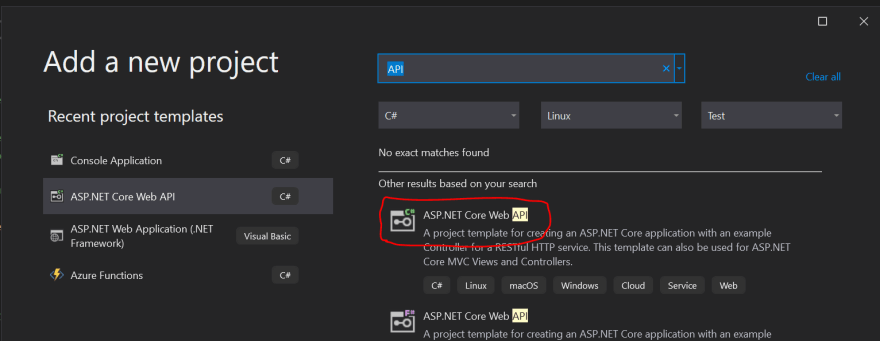 Add-Web-Api