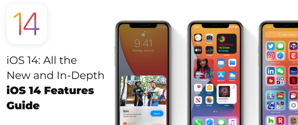 Cover image for IOS 14: All The New And In-Depth IOS 14 Features Guide