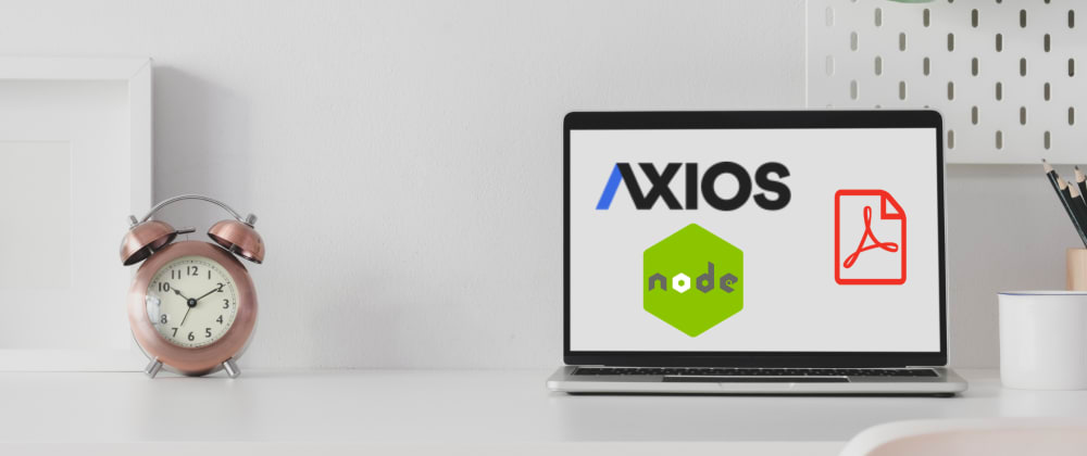 Cover image for Forwarding PDFs with Axios