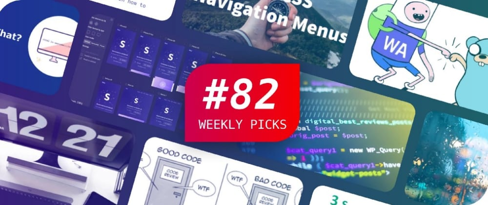 Cover image for Weekly Picks #82 — Development Posts