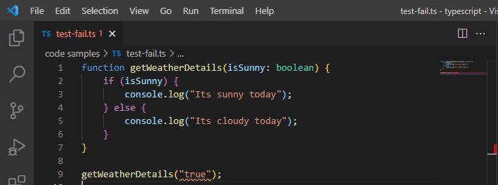 TypeScript Debug