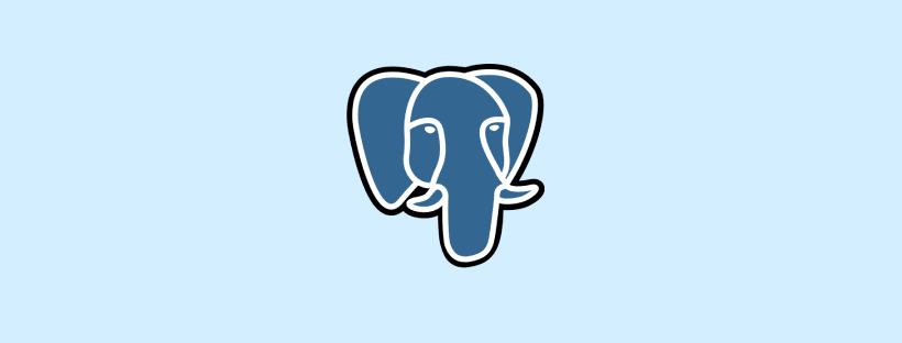 PostgreSQL Banner