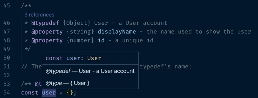 Though it is not quite as nice an experience as actual TypeScript, the TS language server can help out quite a bit with plain JS using JSDoc annotations.
