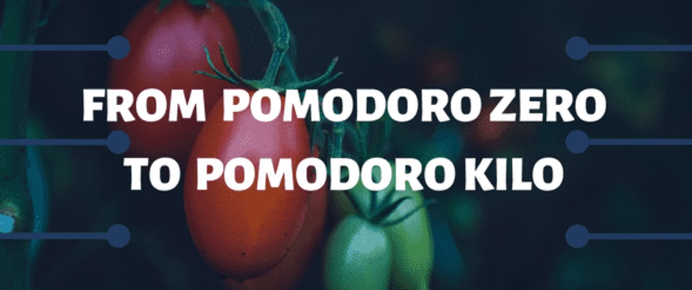 Cover image for How Failing With Pomodoro Technique Made Me 2x Better Programmer