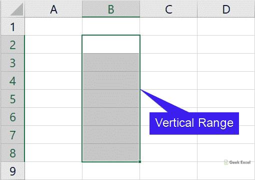 Vertical Range