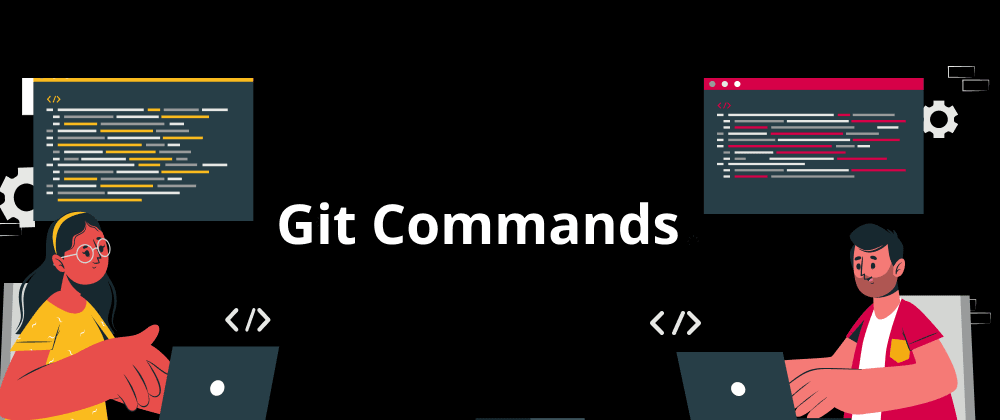 Cover image for Mostly used git commands for beginners