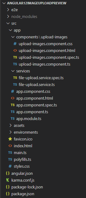 angular-material-12-image-upload-preview-example-project-structure